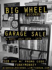 Promo - Big Wheel Records