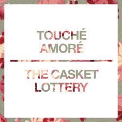 Touché Amoré / The Casket Lottery - Split - Deathwish Inc. (2012)