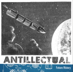 Antillectual - Future History EP (2012)