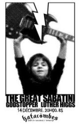 Flyer - The Great Sabatini