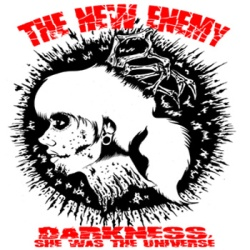 The New Enemy - Darkness, She Was The Universe (2012)