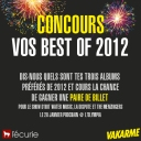Vos best of 2012
