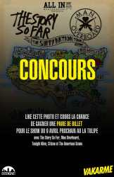 Concours The Story So Far