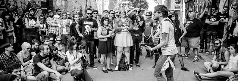Pouzza Fest 2013 - Till - Show d'ruelle #1