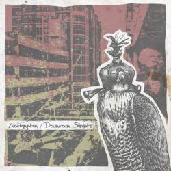 Nothington / Downtown Struts - Split - Asian Man Records (2013)