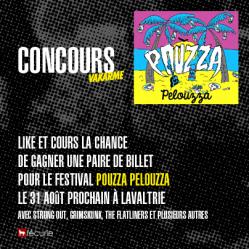 Concours Pouzza Pelouzza 2013