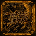 Bastard Noise / Brutal Truth - The Axiom Of Post Inhumanity - Relapse Records (2013)