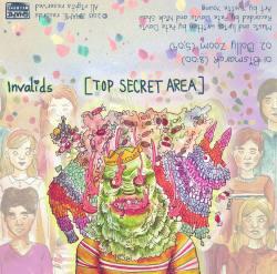 Invalids - Top Secret Area - Shame Records (2013)