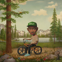 Tyler,-The-Creator---Wolf-(édition-de-luxe)