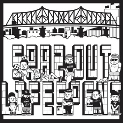 Spaz Out / Lifespent - Split (2014)