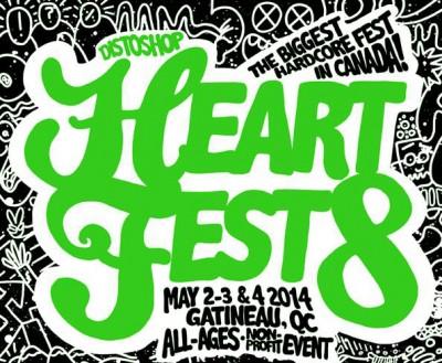 [SHOWS] L'horaire du Heart Fest 8
