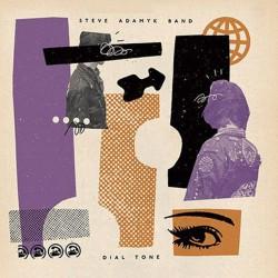 Steve Adamyk Band - Dial Tone - Dirtnap Records (2014)