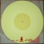 "The Apoplexy Twist Orchestra / Louise Cyphre Split 10"" (2002)"