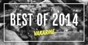Vakarme Best of 2014