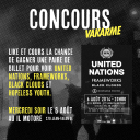 United Nations, Frameworks, Black Clouds et Hopeless Youth ce merdredi 6 août au Il Motore