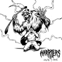 Harriers - Volte​Face - Lifers Records (2014)