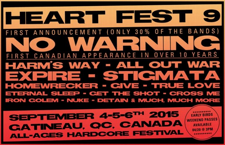 Heart Fest 9