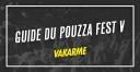 Guide Pouzza Fest V